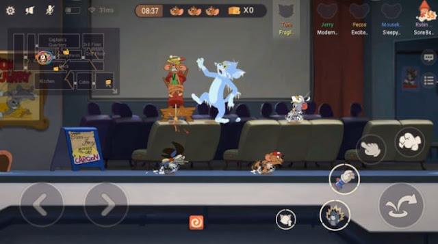 تحميل لعبة صراع توم وجيري 2020 : Tom and Jerry: Chase APK | للاندرويد والايفون