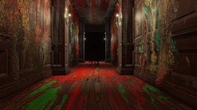 Layers of Fear game