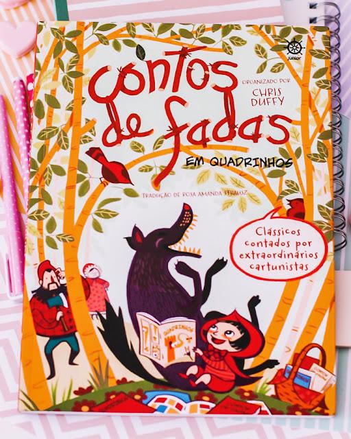 Contos de Fadas em Quadrinhos - Organizado por Chris Duffy
