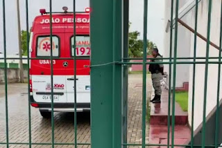 Vigilante é baleado dentro da Escola Técnica na Paraíba