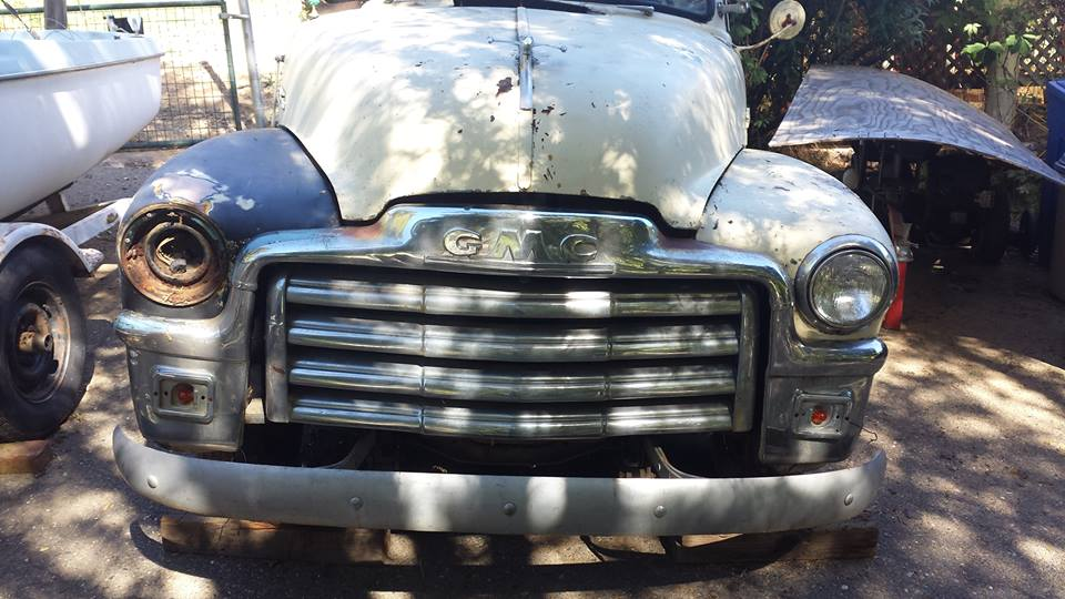 1953 5 window gmc pick up for sale for 1953 gmc 5 window