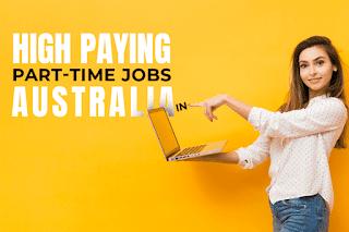 10 وظائف بدوام جزئي الأعلى أجراً في أستراليا للطلاب الدوليين