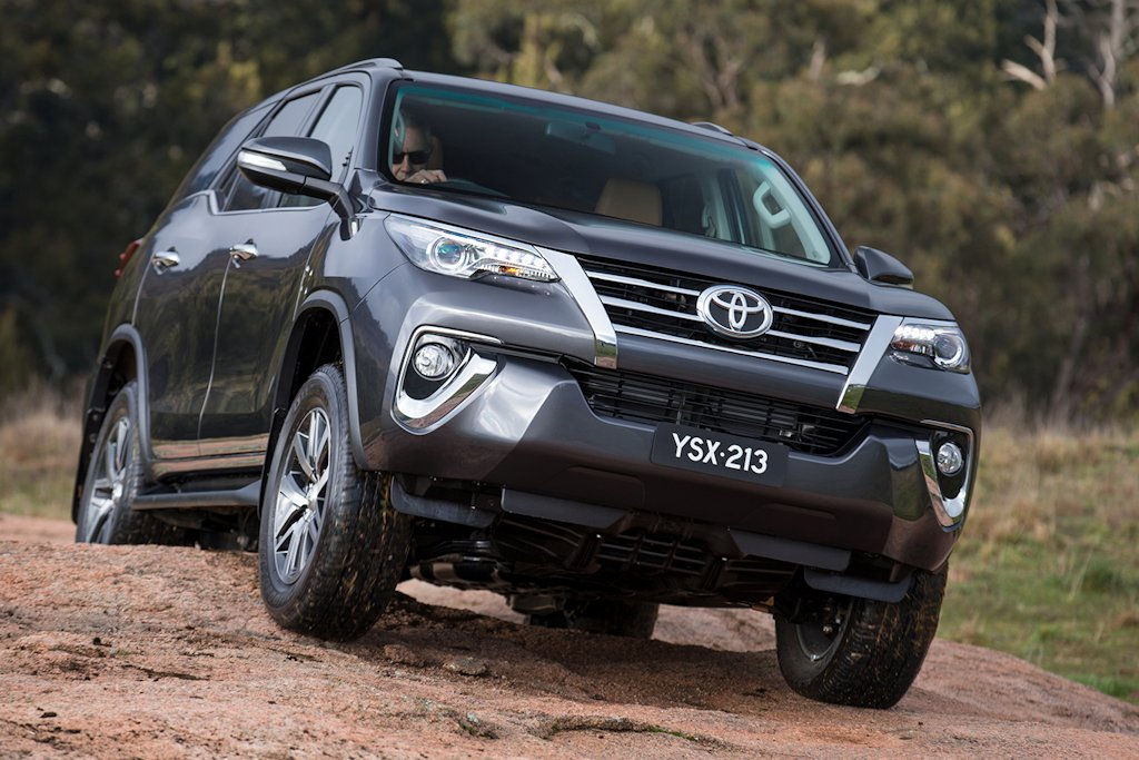 UPDATED: 2016 Toyota Fortuner: This is It! (w/ Thailand ...