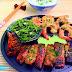 Sweet Miso Saba & Prawns Recipe