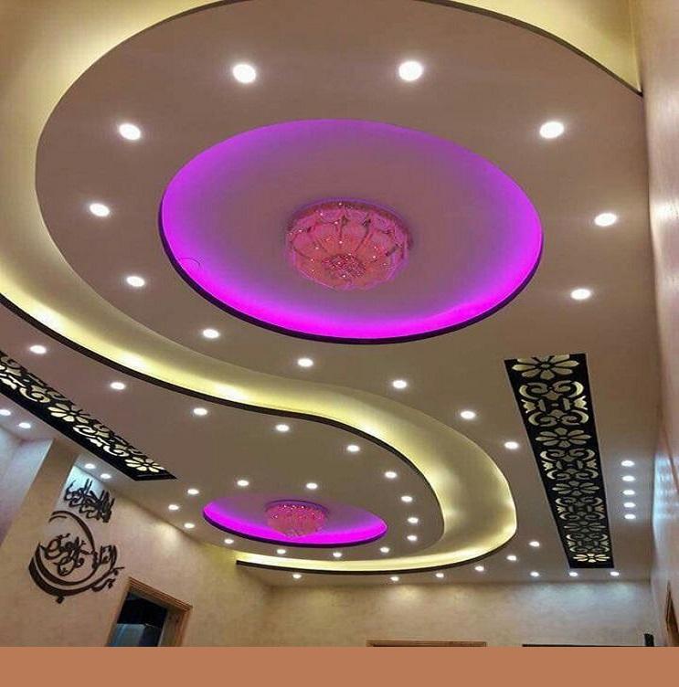 100 Pop False Ceiling Designs For Living Room 2019 Catalogue