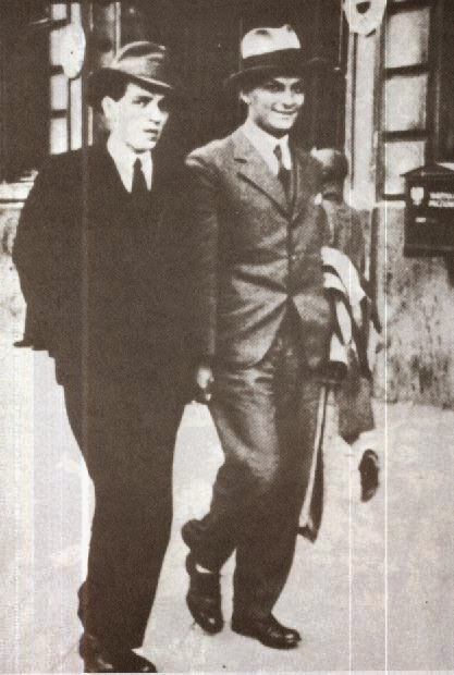Stanisław Ulam i Stanisław Mazur