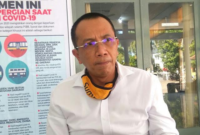 Sopir dan ajudan Bupati Lombok Timur positif Corona