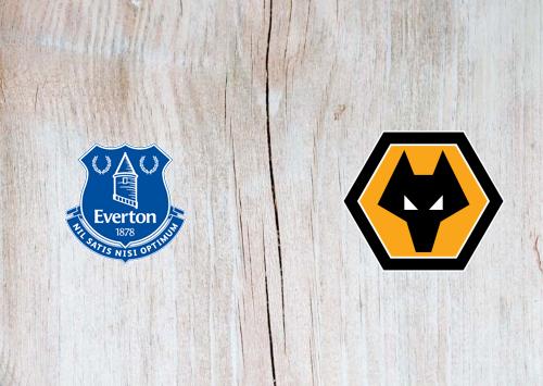 Everton vs Wolverhampton Wanderers -Highlights 19 May 2021