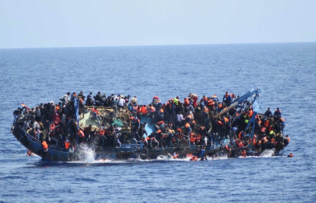 At least 60 dead after migrant boat sinks –Survivors