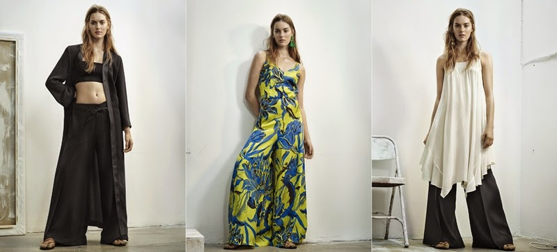 Effortless Style, Sunday Style, H&M Summer Looks 2015, H&M Women Summer 2015