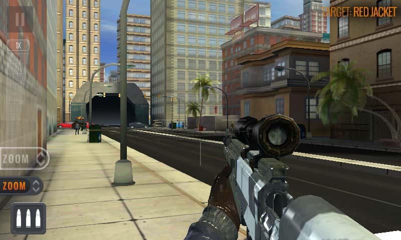 download games sniper 3d assassin mod apk