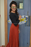 Tejaswini Madivada backstage pics at 92.7 Big FM Studio Exclusive  08.JPG