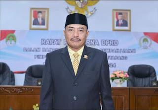 Ketua DPRD Ketapang M. Febriadi