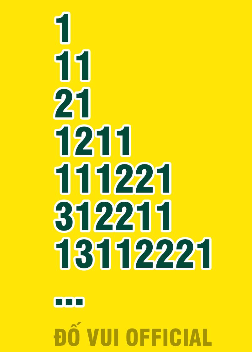 Bạn có tìm thấy số tiếp theo trong chuỗi này?