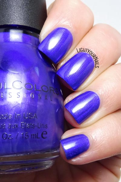 Smalto Sinful Colors Let's Talk nail polish #nails #unghie #lightyournails