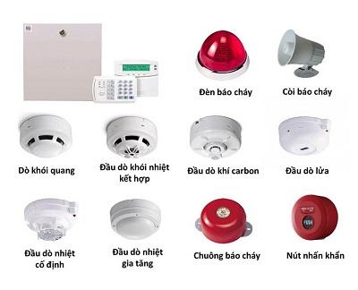 Giải thích thuật ngữ của thiết bị hệ thống thiết bị báo cháy - 218756