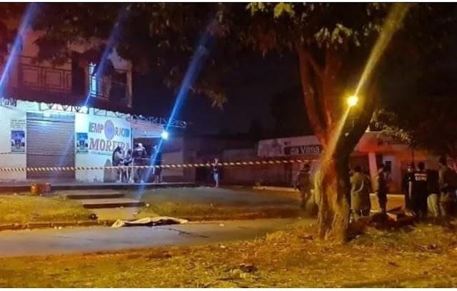 Aparecida: Pai é morto após briga com homem que esbarrou em sua filha