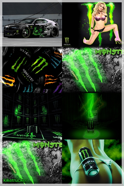 Wallpapers Monster Energy HD
