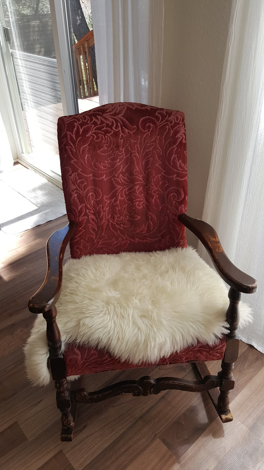 Antique Rocker Family Heirloom