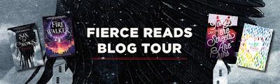 Fierce Reads Blog Tour banner
