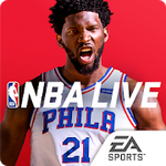NBA LIVE Mobile Basketball 4.3.40 MOD APK