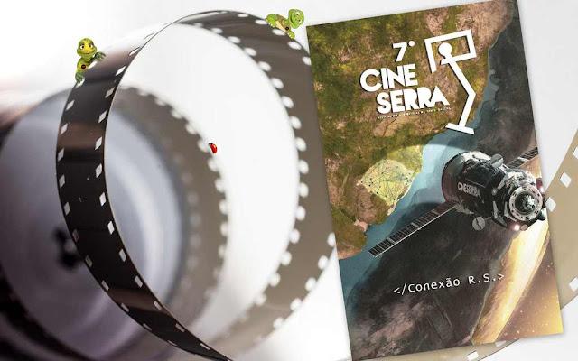 Bate-papo virtual Conexões Audiovisuais, com participação de Leandro Daros (CineSerra) e Juarez Braga, diretor do Festival de Cinema de Três Passos