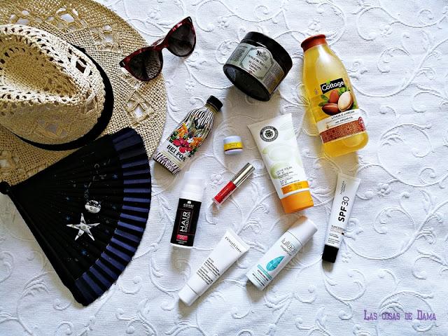verano beauty básicos belleza cabello corporal labios