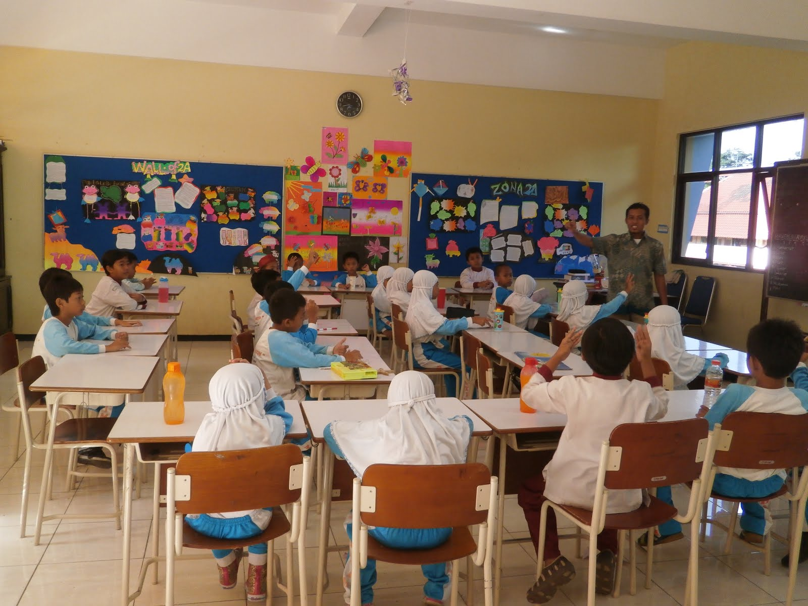 Pengelolaan Kelas Dan Variasi Mengajar Warta Madrasah