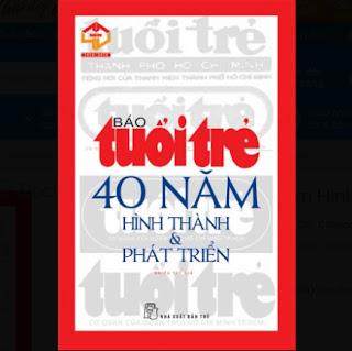 Báo Tuổi Trẻ - 40 Năm Hình Thành và Phát Triển ebook PDF-EPUB-AWZ3-PRC-MOBI