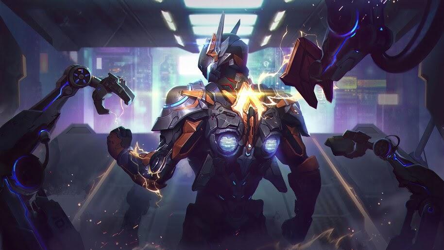 Sci-Fi, Armor, 4K, #6.2536