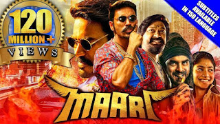 Maari 2 Hindi Dubbed Full Movie 720p HD Download Filmywap Mp4moviez Jalshamoviez