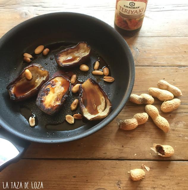 berenjenas-cacahuetes