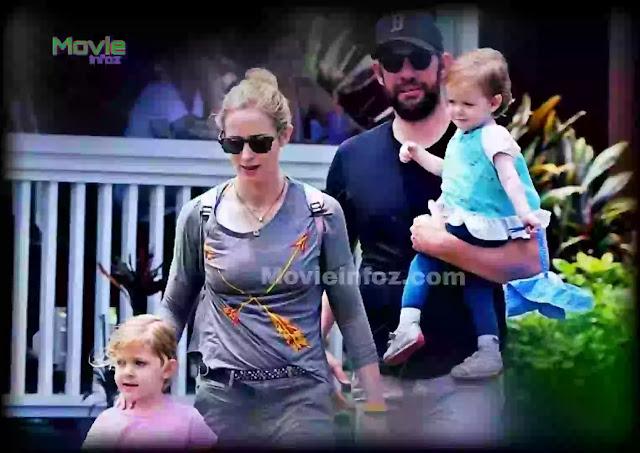 Emily Blunt Family - MovieInfoz.com