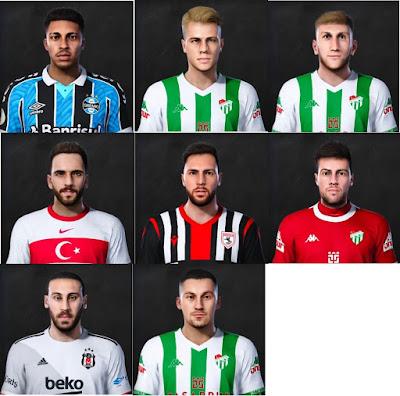 PES 2021 Facepack 14 by PES Football Turkey