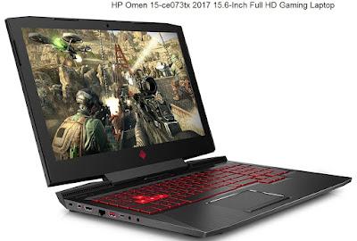 HP Omen 15-ce073tx 2017 15.6-Inch Full HD Gaming Laptop | Intel i5 7th Gen/1TB HDD/8GB RAM/Windows 10 Home