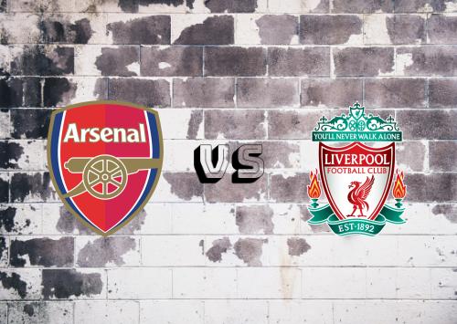 Arsenal vs Liverpool  Resumen y Partido Completo