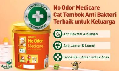 Tips Memilih Cat Tembok Anti Bakteri untuk Keluarga