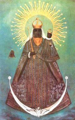 Foto de Virgen de la Candelaria en Colombia
