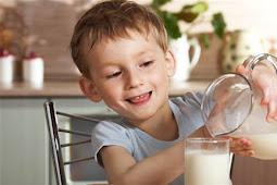 Ini Jawaban Penting atau Tidak Anak Usia 3 Tahun Minum Susu