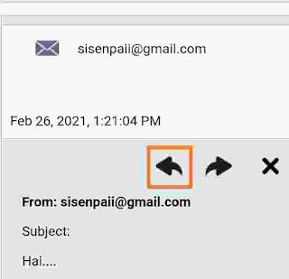 Cara Menggunakan Email 10 Menit