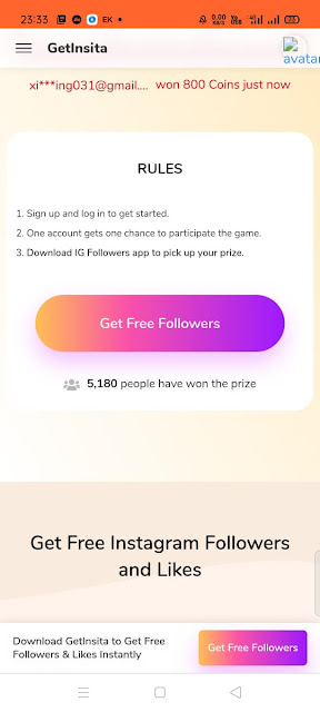 How to get 100 followers on Instagram in one day?