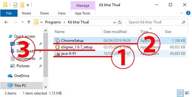 Các phần mềm cơ bản cài đặt khai thuế trên trình duyệt chrome