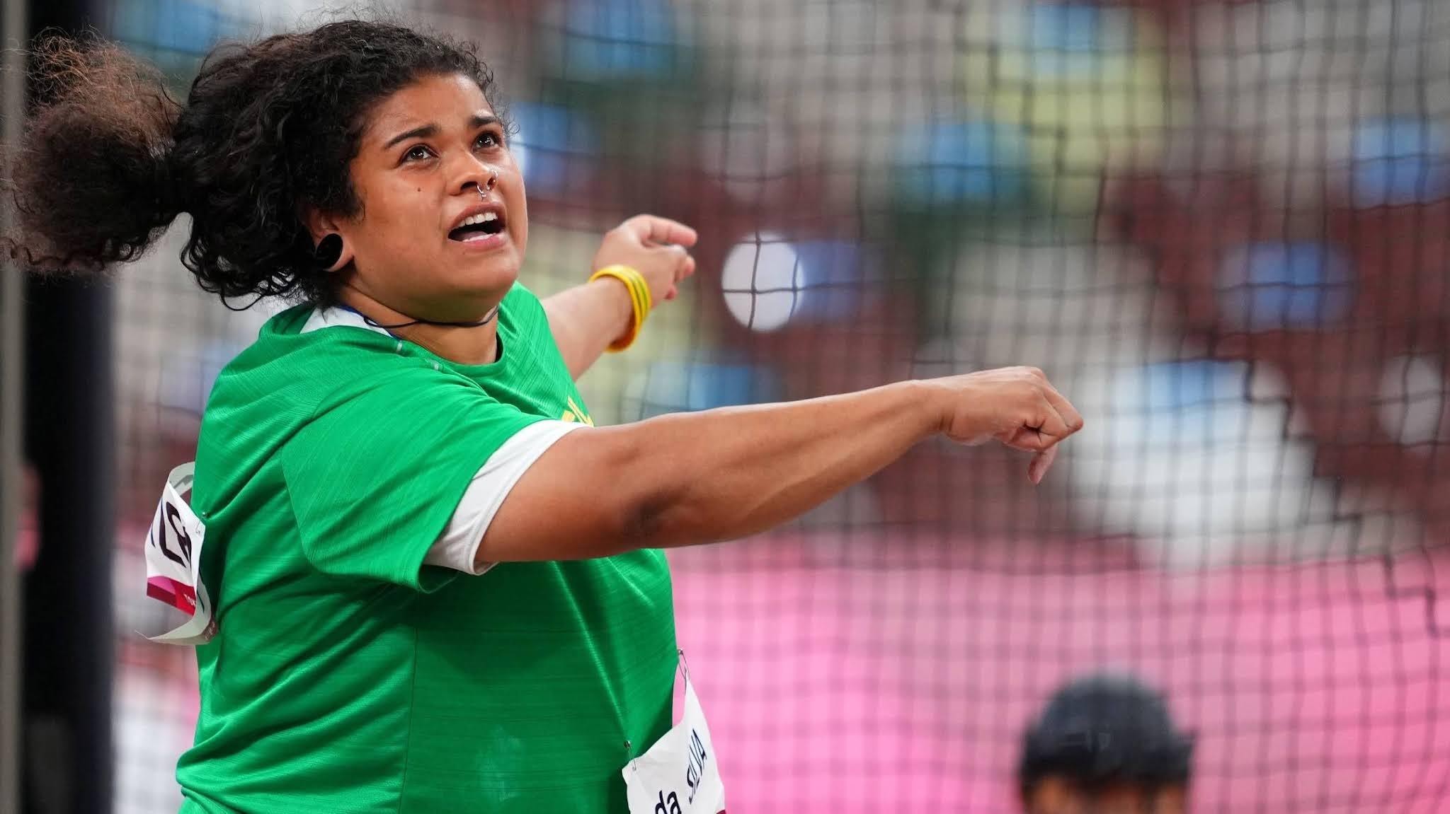 Brasil atletismo Olimpíadas
