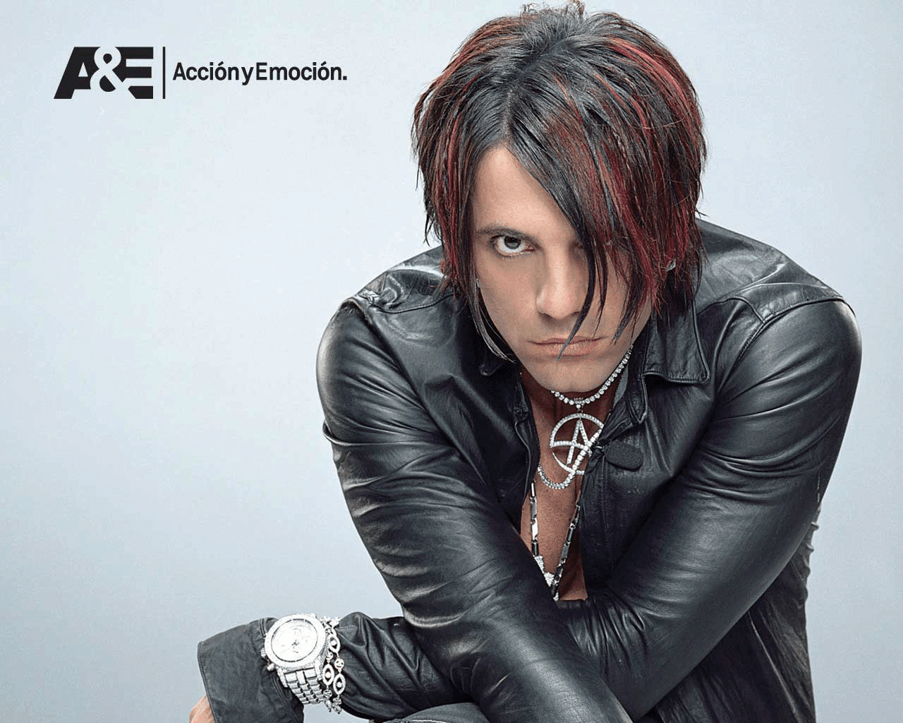 Criss Angel wallpaper 1280x1024 ae