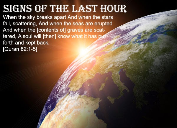 Seeking The Truth: Signs Of Last Hour (Doomsday)
