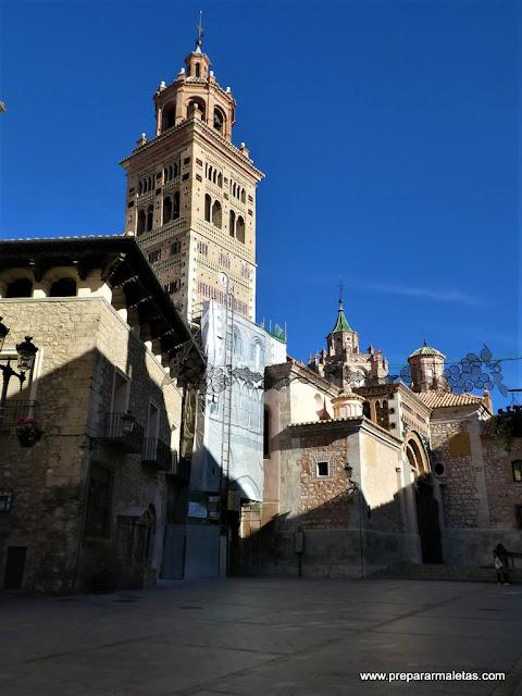 La Catedral de Teruel es uno de los lugares que hay que ver