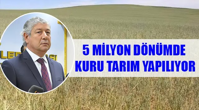 'Çiftçilerin kredi borçları silinmeli'