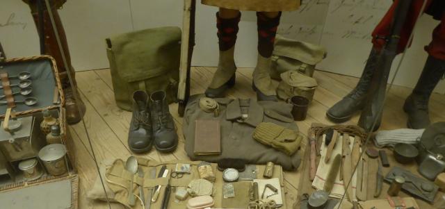 Material militar del Passchendaele 1917
