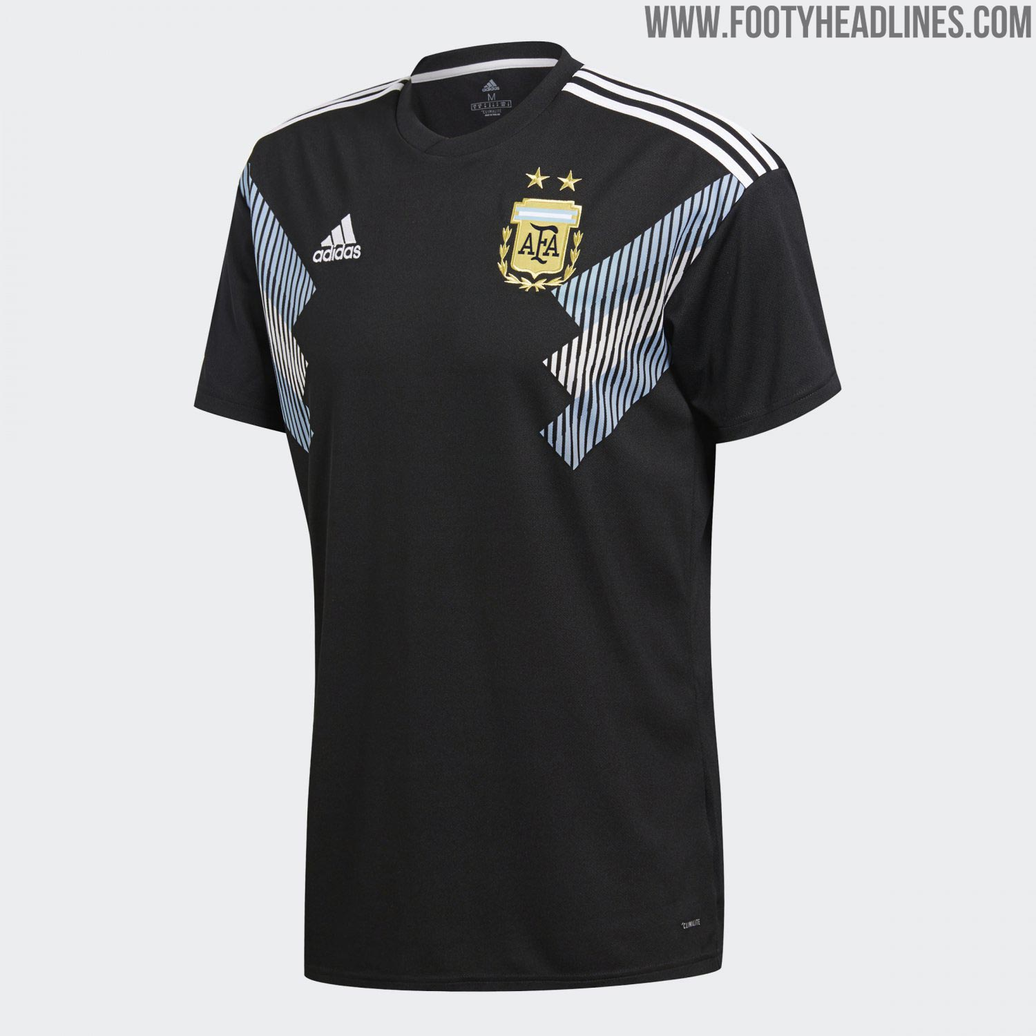 Argentina World Cup 2018 Away Jersey