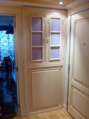 Mueble cubrelimitador en Zaragoza